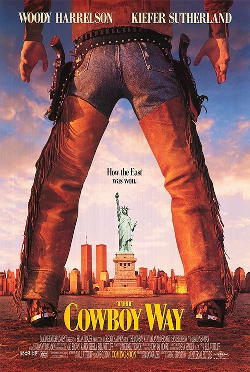 THE COWBOY WAY (DOS COWBOYS EN NUEVA YORK)