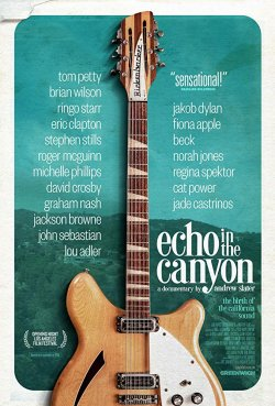 ECHO IN THE CANYON