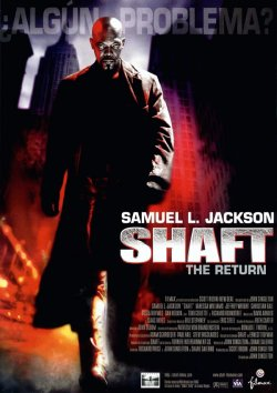 SHAFT THE RETURN