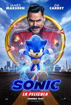 Banda sonora... Sonic. La película