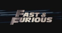 Sagas del 7º Arte... FAST AND FURIOUS