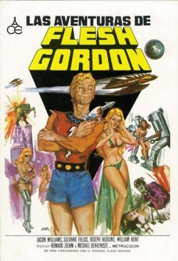 LAS AVENTURAS DE FLESH GORDON