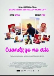 CUANDO YO NO ESTÉ (2016)