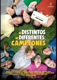 NI DISTINTOS NI DIFERENTES: CAMPEONES (2018)