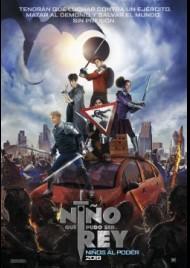 THE KID WHO WOULD BE KING - EL NIÑO QUE PUDO SER REY (2019)