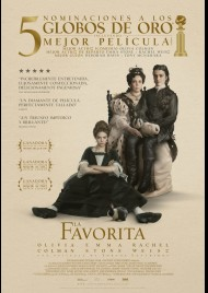 THE FAVOURITE - LA FAVORITA (2018)