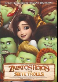 Red Shoes and the Seven Dwarfs - Zapatos rojos y los siete trolls (2019)